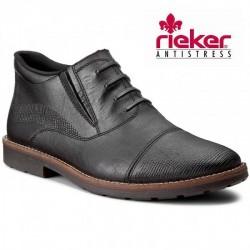 Rieker buty męskie skórzane...