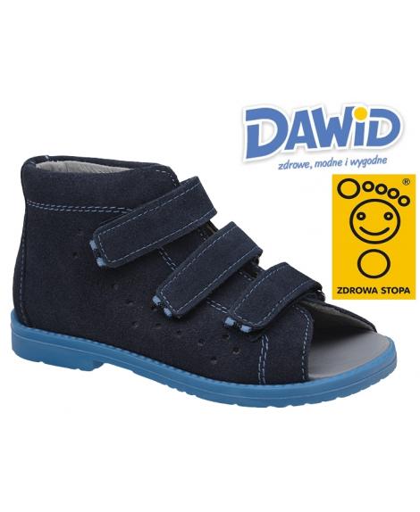 Buty ortopedyczne Dawid 1042 FC Kapcie profilaktyczne Dawid 104110421043 GN