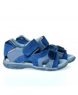 Mazurek skórzane sandały...