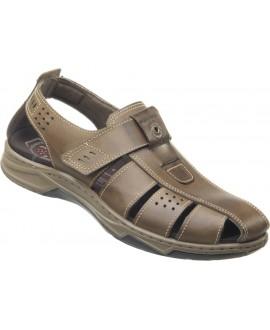 Pegada skórzane sandały...