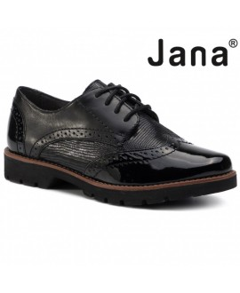 Oxfordy JANA 8-23702 Black...