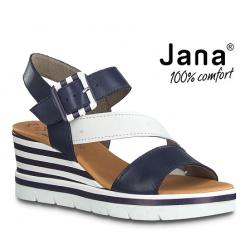 JANA 28310 sandały damskie...