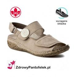 Rieker sandały V7272...