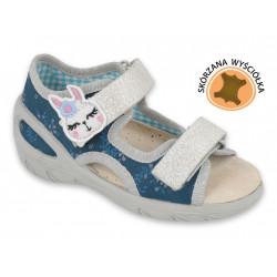Befado 065X154 sandały...