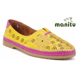 MANITU 840788 skórzane...