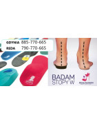 Wkładki ortopedyczne - profilaktyczne